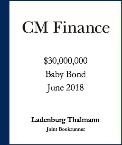CM Finance Inc.