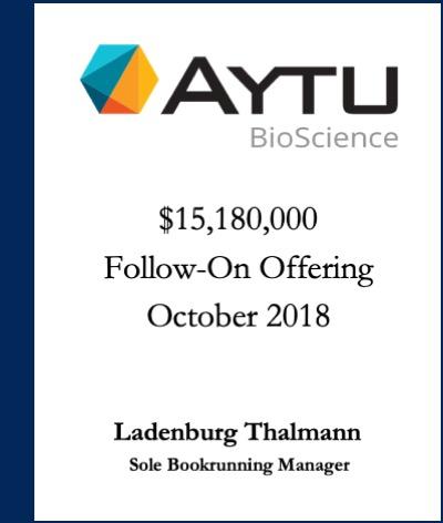 Aytu Biosciences