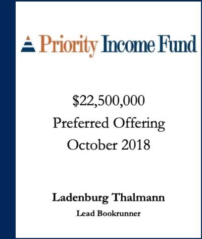 Priority Income Fund