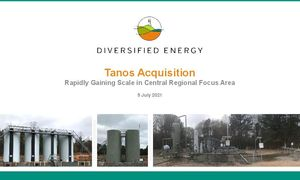 Tanos Acquisition Presentation