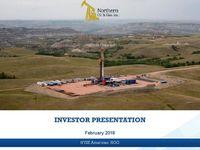 Investor Presentation - February 2018