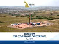 Enercom The Oil and Gas Conference
