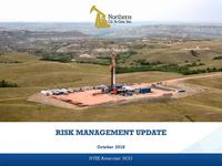 Risk Management Update