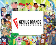 Genius Brands International Selects Sony DADC as Exclusive Long-Term Distributor