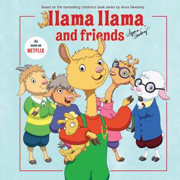 Llama Llama and Friends Book