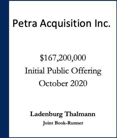 Petra Acquisition