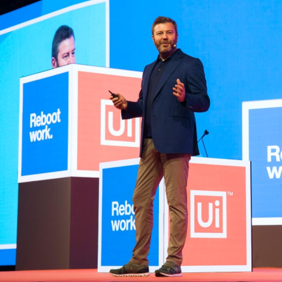 UiPath RPA vendor providing a complete software platform