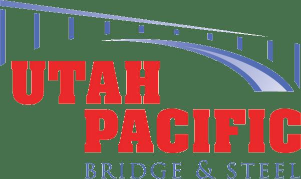 Utah Pacific Bridge & Steel, LLC Logo