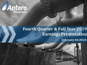 Fourth Quarter and Full Year 2019 Earnings Call
