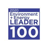 2020 Environment + Energy Leader