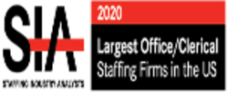 SIA: Staffing Security Analysts - 2020 Largest Office/Clerical Staffing Firms