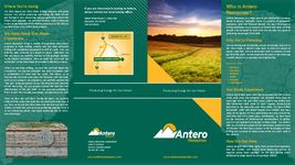 Utica Shale Brochure Cover