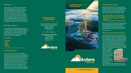 Marcellus Shale Brochure Cover