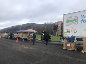 Antero Resources & Antero Midstream launch community foundation, partner with Mountaineer Food Bank to combat West Virginia food insecurity