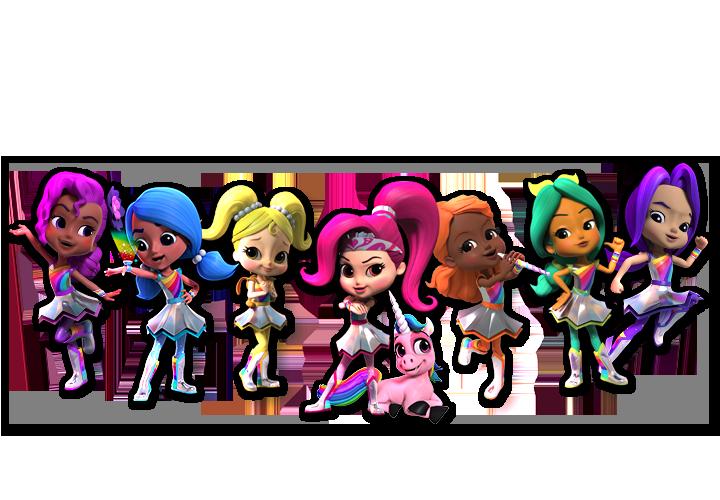 A look at Rainbow Rangers