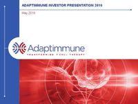 ADAP Presentation May 2016