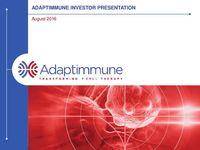ADAP Presentation August 2016