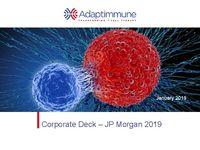 Corporate Deck January 2019