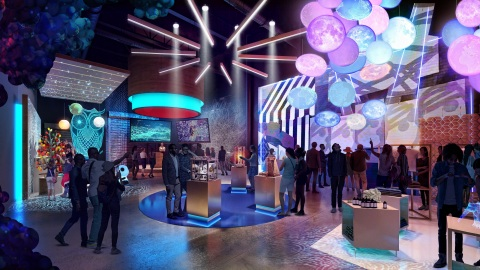 Intel and AREA15 Bring Experiential Retail to Life in Las Vegas