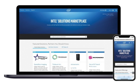 Intel Solutions Marketplace for Partners Helps Speed Growth, Innovation through Global Collaboration