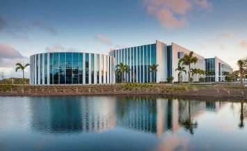 A picture of Baycare Headquarters