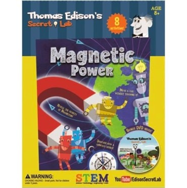 Edison's Lab Magnet Power Science Kit