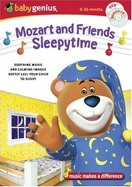 Mozart & Sleepytime Friends