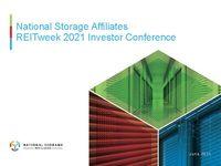 Nareit REITweek 2021 Virtual Annual Conference