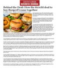Behind the Deal: How the $100M deal to buy BurgerFi came together