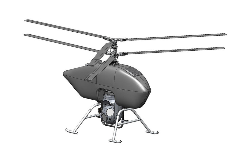 BOLT: Coaxial Helicopter