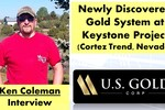 Ken Coleman, USAU Project Geologist, talks about Keystone