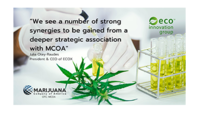 Marijuana Company of America Signs Strategic Collaboration Agreement with Eco Innovation Group Inc.