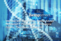 Paula Vetter, Medical Advisor to Marijuana Company of America Inc.,  Discusses hempSMART's Organic, Plant-Based Products in Audio Interview with SmallCapVoice.com