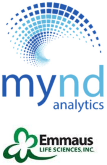 Mynd Analytics & Emmaus Life Sciences