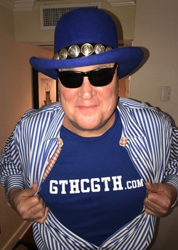 Big Blue says GTHCGTH!