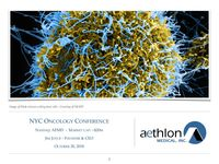 New York City Oncology Conference