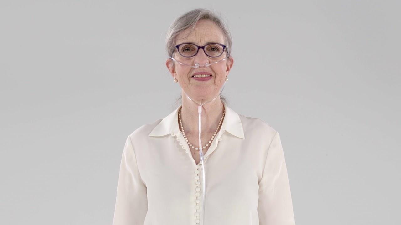 Inogen TAV med oppsettsvideo for Nidek Kilde 5 oksygenkonsentrator