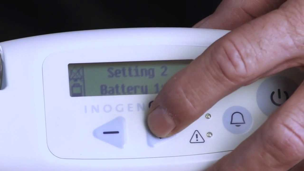 Instructions d'installation Inogen One G3