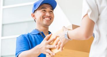 Custos de envio reduzidos