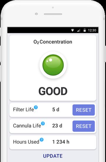 Inogen Connect– Bluetooth