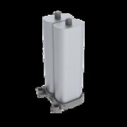 G4, pieza de recambio (empaquetada para reventa) de filtros (par de columnas)