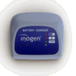 Carregador de bateria externo Inogen One G4 com fonte de alimentação