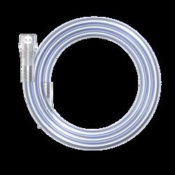 Inogen TAV-slang för syrgastillförsel på 2,1 meter, 7,6 meter eller 15,2 meter