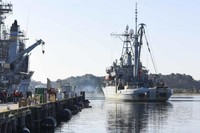 UPI - Navy awards contract to Gulf Island for new towing and rescue ship