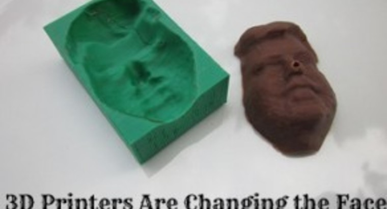 3D Printers Are Changing the Face of the Manufacturing Industry