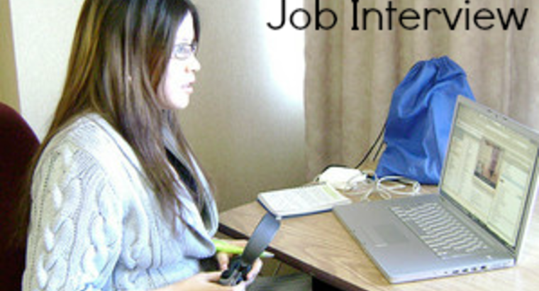How to Ace a Video Job Interview