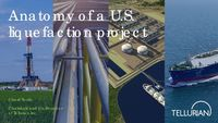 Anatomy of a U.S. liquefaction project