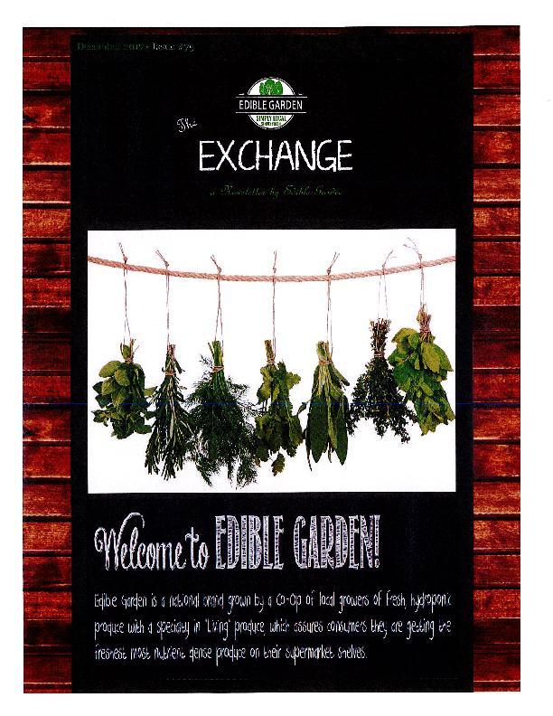 Exchange - December 1 2017