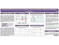 RX-5902 exhibits direct and immunomodulatory anti-tumor activities in melanoma PDX models