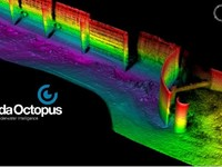 Coda Octopus Reports Use of the Echoscope for Dam Structural Inspection